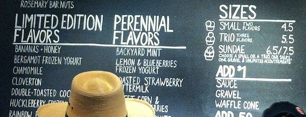 Jeni's Splendid Ice Creams is one of Locais curtidos por IrmaZandl.