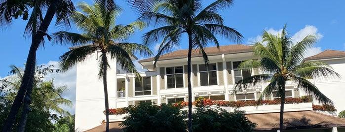Four Seasons Resort at Ko Olina is one of Hawaii+.