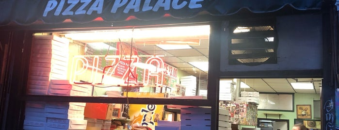 Pizza Palace is one of Food to try.