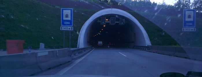 Tunel Sitina is one of Travel Bucket List.
