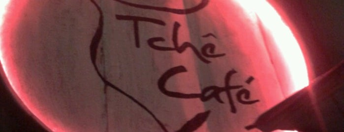 Tchê Café is one of Henri's TOP Bars!.
