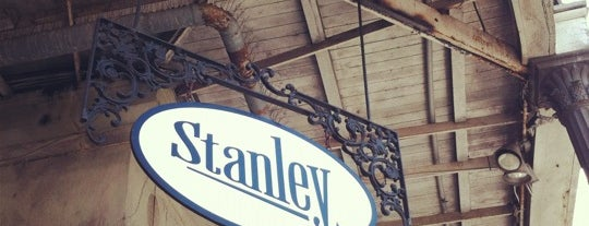 Stanley is one of New Orleans.