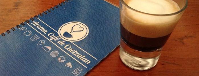 Aroma Café de Cuetzalan is one of Cuetzalan.