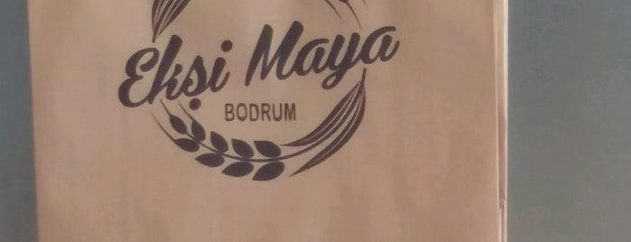 Ekşi Maya Bodrum is one of Bodrum.