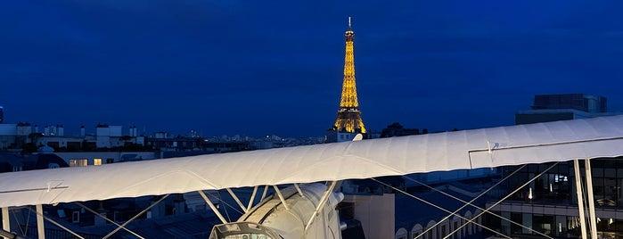 L'Oiseau Blanc is one of Paris.