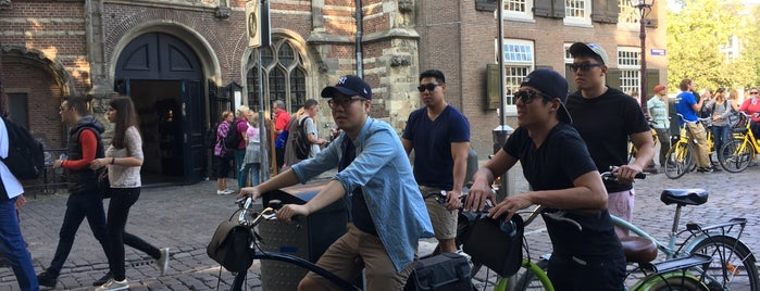 Mike's Bike Tours is one of Hallo Amsterdam!.