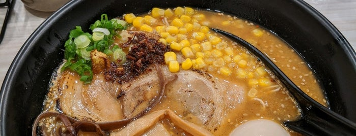 Blackbeard Ramen is one of armin 님이 저장한 장소.