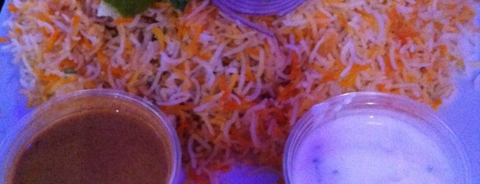 Paradise Biryani Pointe is one of Nom noms... 😋.
