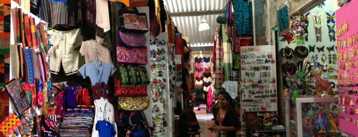 Mercado De Artesanias is one of Travel Guide to Oaxaca.