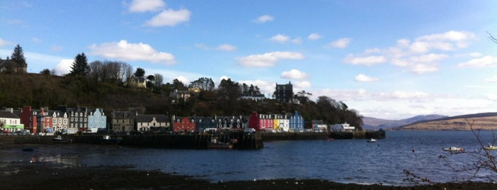 Tobermory is one of Holiday.