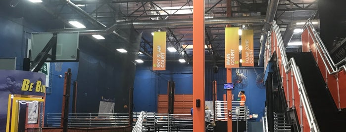 Sky Zone is one of Kennedy.