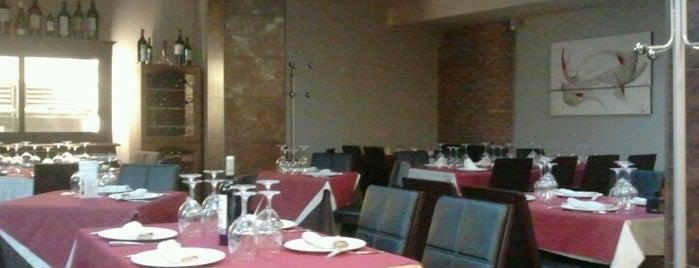 Aitana is one of Restaurantes Ruta del Vino Ribera del Duero.