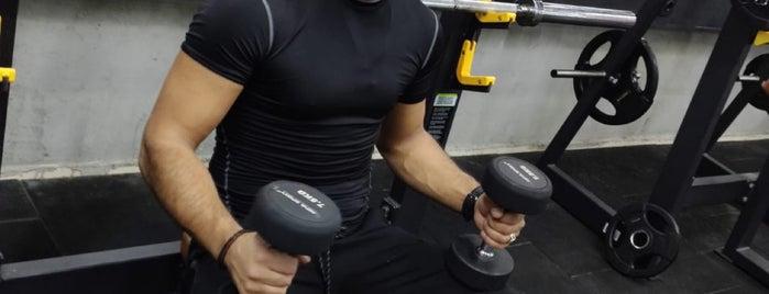 Usa Team Fitness Yeldeğirmeni is one of i$mail : понравившиеся места.
