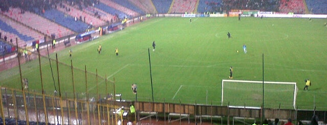 Stadionul STEAUA is one of International Sports~Part 1....