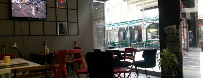 Flagment Cafe is one of Hasan 님이 저장한 장소.