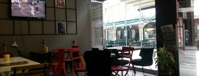 Flagment Cafe is one of Hasan: сохраненные места.