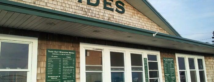 Tides is one of สถานที่ที่บันทึกไว้ของ Jasvinder.