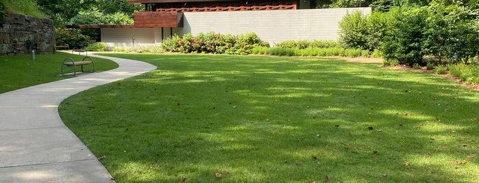 Bachman-Wilson House by Frank Lloyd Wright is one of Frank Lloyd Wright.