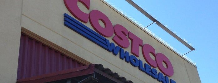 Costco Wholesale is one of TaHOEs.