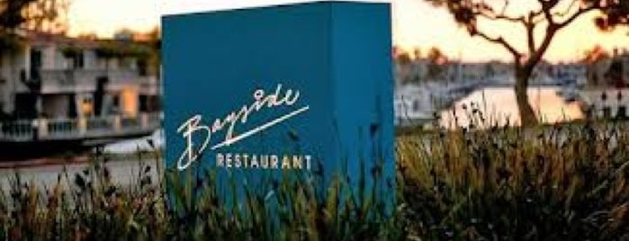 Bayside Restaurant is one of LA.