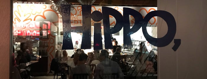Hippo is one of Food places to try.