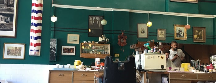 Lords of the North Barber Shop is one of Snarkle's Ace Bits of Melbourne.