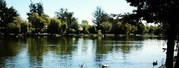 Laguna de San Baltazar is one of Gespeicherte Orte von Keila.