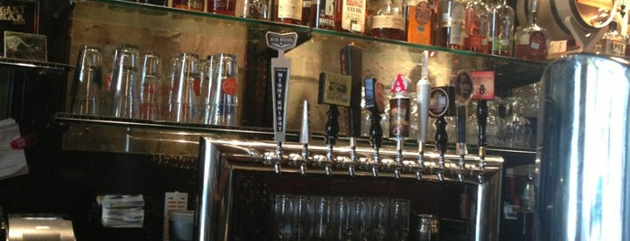 The Raleigh Times Bar is one of Triangle Craft Beer.