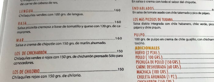 Los Chilaquiles is one of Abraham'ın Beğendiği Mekanlar.