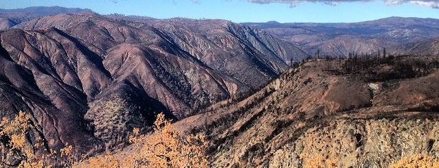 Rim Of The World Vista is one of Yosemite.