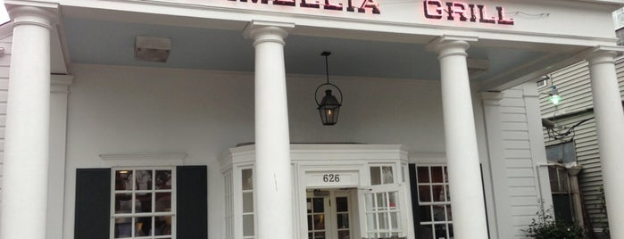 The Camellia Grill is one of NOLA.