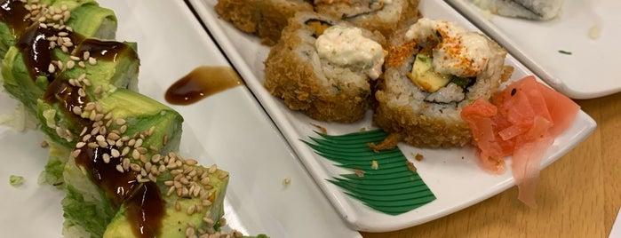Sushi Itto is one of Lugares favoritos de Victoria.