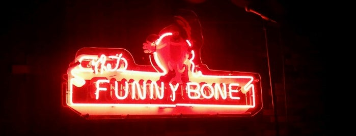 Funny Bone Comedy Club is one of Places in STL to check out.