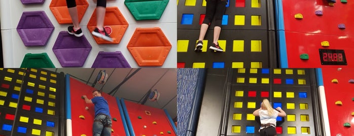 Clip 'n Climb is one of 111 Cambridge places.