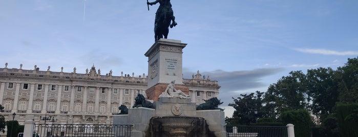 Madrid estatuas