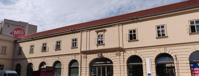 Architektur Zentrum Wien is one of Lange Nacht der Museen.