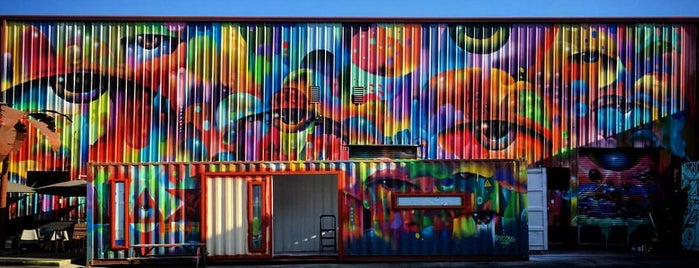 The Container Yard is one of [To-do] L.A..