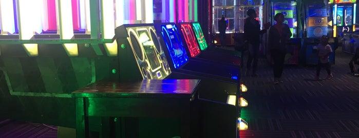 Gameworks is one of Denver Trip Indoor Ideas.