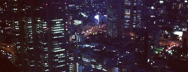 Tokyo Metropolitan Government Building is one of Tokyo Favourites.