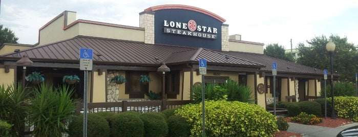 Lone Star Steakhouse & Saloon is one of PXP.