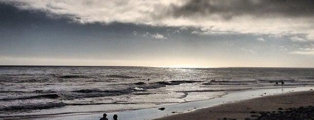 Emma Wood State Beach is one of LA.