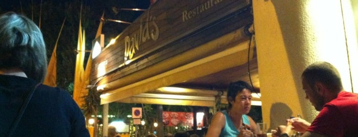 David's is one of Ibiza with Daniel.