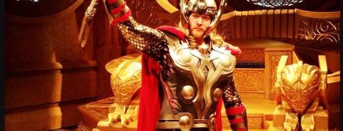 Thor: Treasures of Asgard is one of Locais curtidos por Kerry.