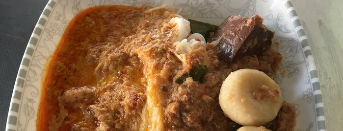 ขนมจีนแม่ฮัว is one of เลย, หนองบัวลำภู, อุดร, หนองคาย.