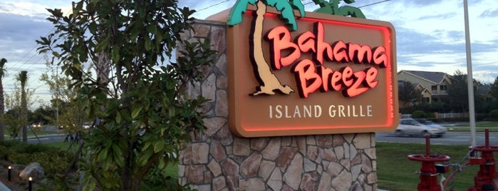 Bahama Breeze is one of Tempat yang Disukai Sami.