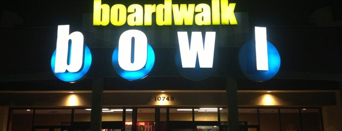Boardwalk Bowl is one of My trip to Florida.