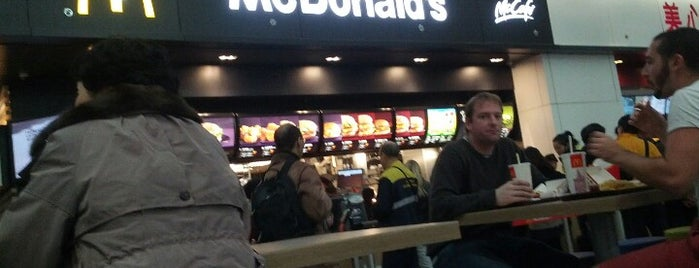 McDonald's is one of Posti che sono piaciuti a Shank.