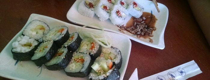 Sushi Express is one of Orte, die Ely gefallen.
