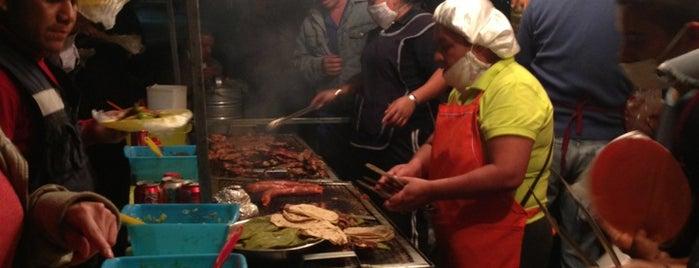 Tacuqui Tacos is one of สถานที่ที่บันทึกไว้ของ Eliane.
