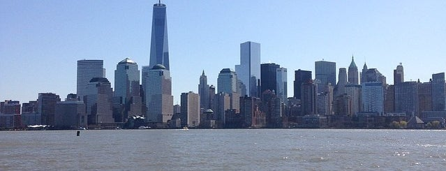 Liberty State Park is one of New York.